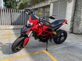 Ducati Hypermotar 821 modelo 2014