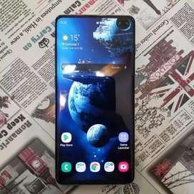 Samsung Galaxy s10 plus 512gb  8 GB ram  acepto cambios o Cel y dinero