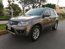 Susuki Grand Nomade 2015 mecánico Full Equipo