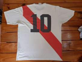 Camiseta de River Retro Original