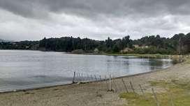 Venta en lago  de terreno 40*25