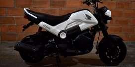 Hermosa Honda Navi, Ideal para ahorrar tiempo y dinero