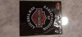 Harley davidson  parche original bordado New York segunda mano  Rosario, Santa Fe