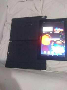 Tablet Lenovo A7600H. Liberada para cual quier operadora