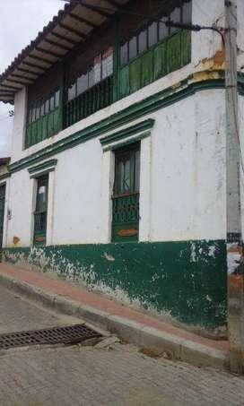 vendo casa lote colonial