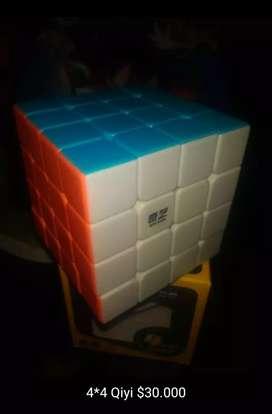 Cubo 4*4 y mucho mas