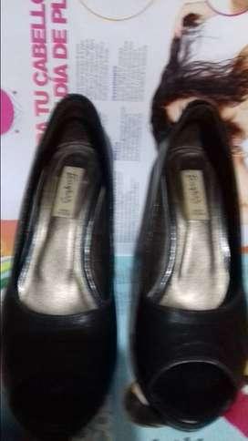 Zapatos tanguis talla 37 (bien conservado)