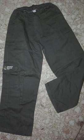 Pantalón de Cargo