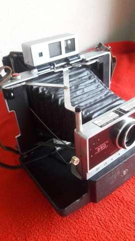 camara polaroid automatic 250 land de colección