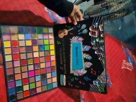 Maquillaje/paleta de sombra de 88 colores
