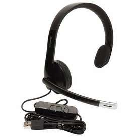 Audifonos Microsoft Lifechat Lx-4000.
