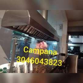 Campana - Batea