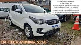 FIAT MOBI EASY PACK550