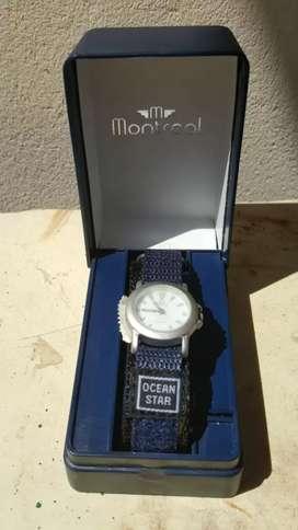 Reloj Montreal