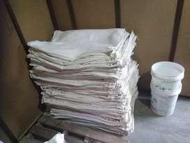 sacos vacios de capacidad 50 kilos