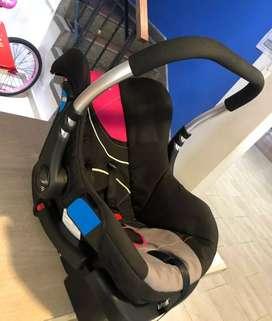 Combo coche y silla para carro infanti epic 3G