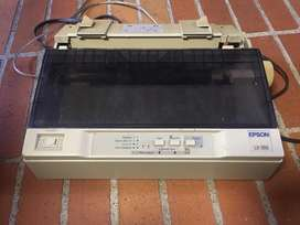 impresora de punto epson lx 300