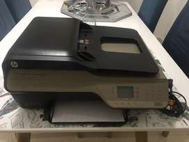 Vendo impresora hp deskjet ink advantage 4625