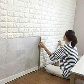 Panel adhesivo para pared