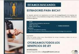 ESTIBADORES PARA LA CIUDAD DE BUCAY