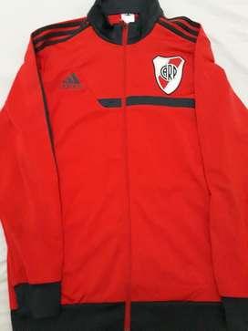 Campera Acetato River Plate