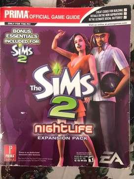 Libros y juegos The Sims
