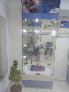 Vitrinas - mostradores para exhibición comercial