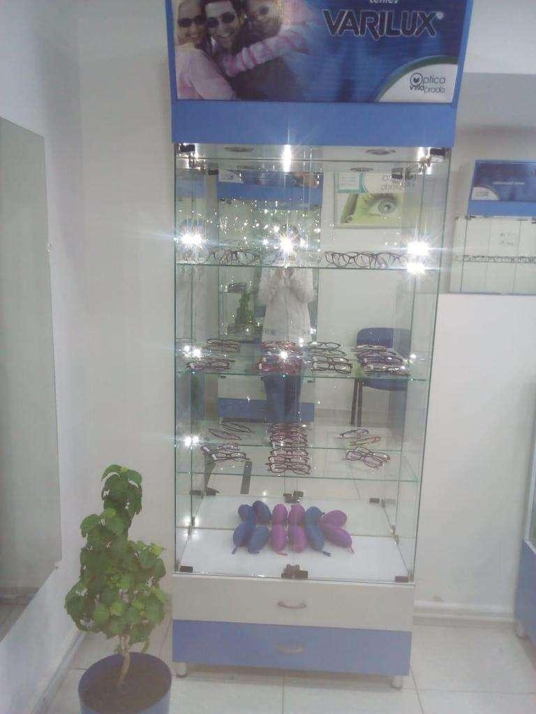 Vitrinas - mostradores para exhibición comercial 0