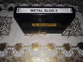 Metal Slug 3 Neo Geo Mvs