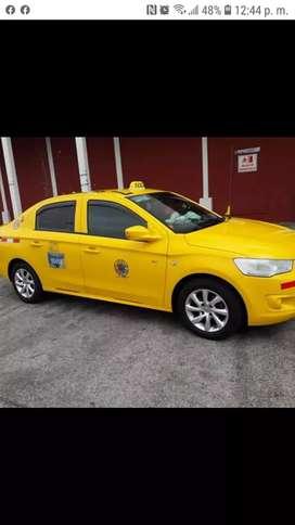Taxi citroen
