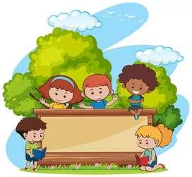 Jardín para enseñanza y cuidado de niños Cali