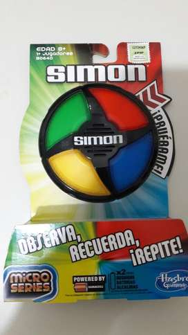 Juego Simon Nuevo