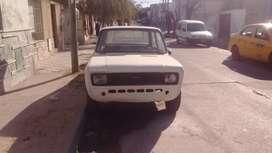 Vendo Fiat 128 Europa proyecto a terminar