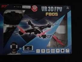 DRON VR 3D FPV F805 NUEVO ..En su caja