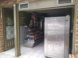 Se vende panadería, el local es aparte