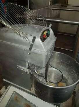 Implementos para panadería usados