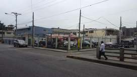 Vendo terreno en Urdesa Central 400mt2 Uso Comercial