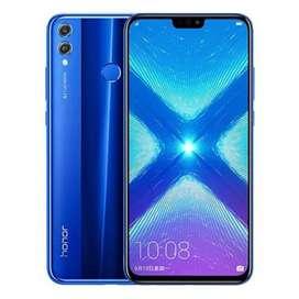 Huawei Honor 8x de 64gb (nuevo)