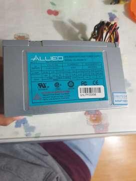 Fuente de Poder Atx 300w - 6 meses de uso