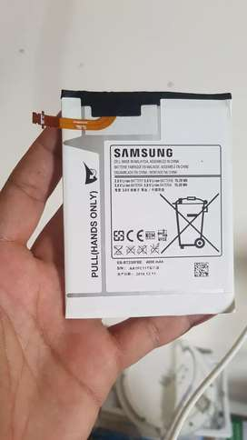 VENDO BATERIA TABLET SAMSUNG ORIGINAL