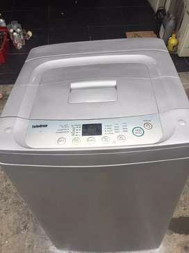 lavadora 18 libras marca lg