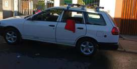 nissan  station wagon  2003 operativo