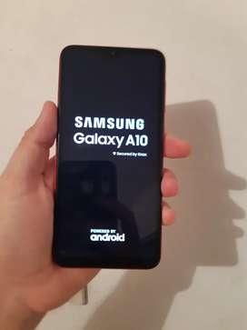 Samsung Galaxy A10 en excelente estado