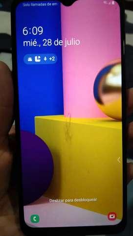 Vendo hermoso celular Samsung A12 en perfectas condiciones
