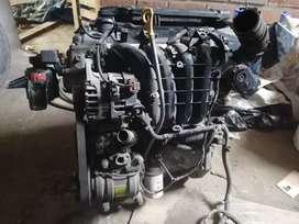 Motor Kia Hiunday 1200 CC Nuevo, documentos en regla