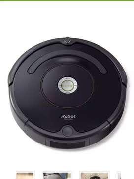 Robot de piso - aspiradora Irobot Roomba 615