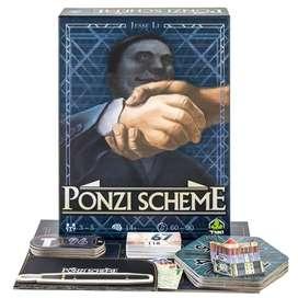 Juego de Mesa Ponzi Sheme