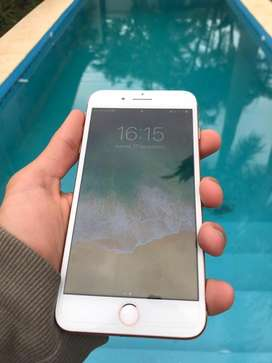 Iphone 8 plus 64gb liberado perfecto estado