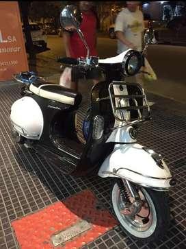 Vendo Zanella Mod 150cc dic 2014