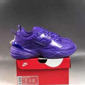 Nike M2K Tekno Gel Hyper Morada Dama